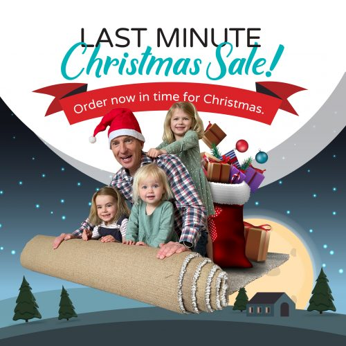 Last chance to book your flooring installation before Christmas