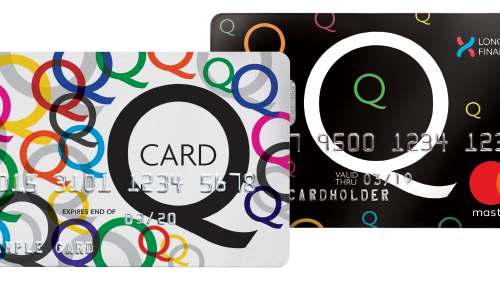 Pay nothing for 12 Months with Q Card